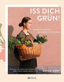 Cover Iss Dich Grün