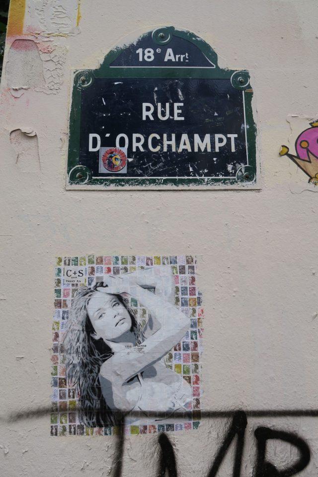 Paris Street-Art CplusS