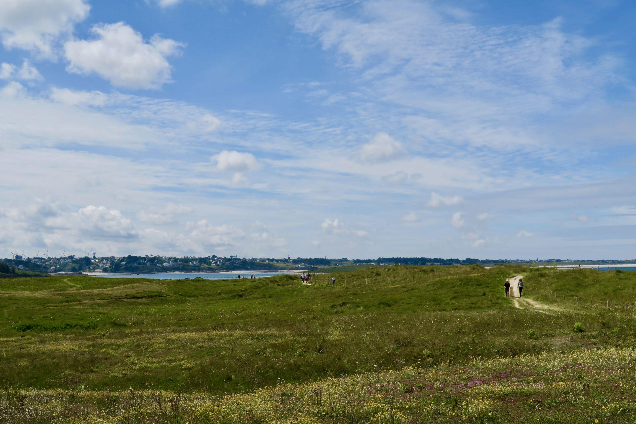 Bretagne Dunes Sainte-Marguerite