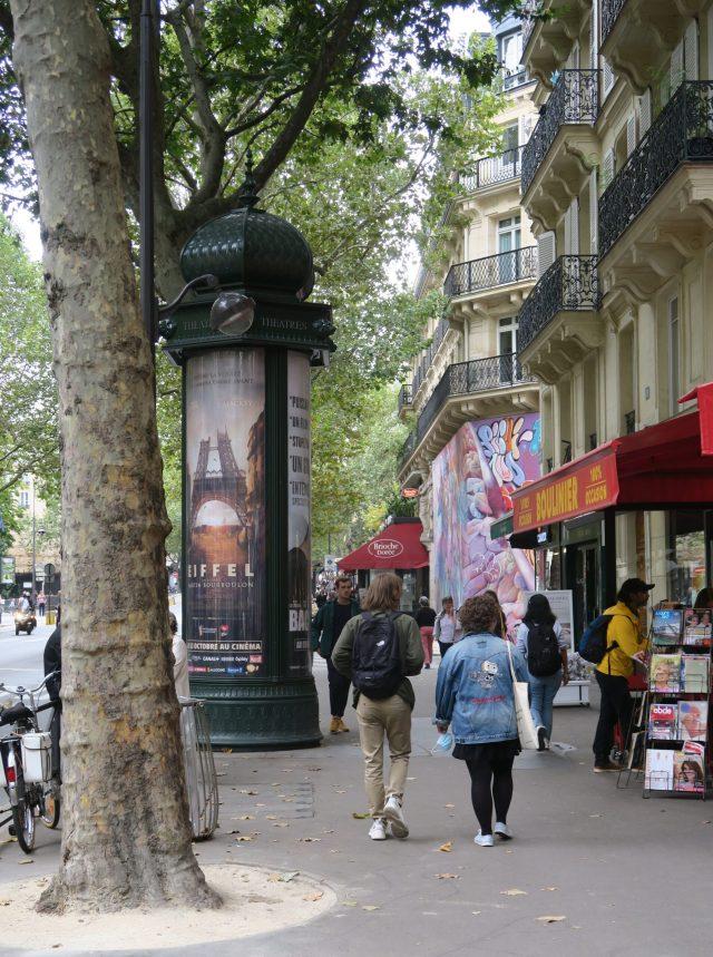 Paris Colonne Morris