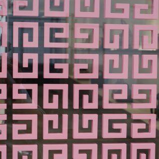 Paris Schaufenster Givenchy Rue saint-Honoré