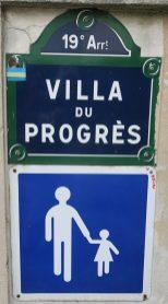 Paris Quartier de Mouzaia