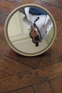 Spiegelung im Musee des Arts Decoratifs Bordeaux