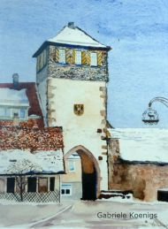 Neubulach, Stadttor