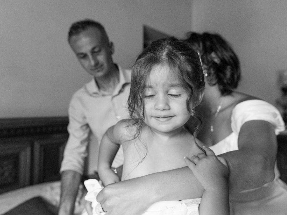 Bambina-Battesimo-Famiglia-7 Fotografo di Battesimo Cosenza Corigliano Rossano