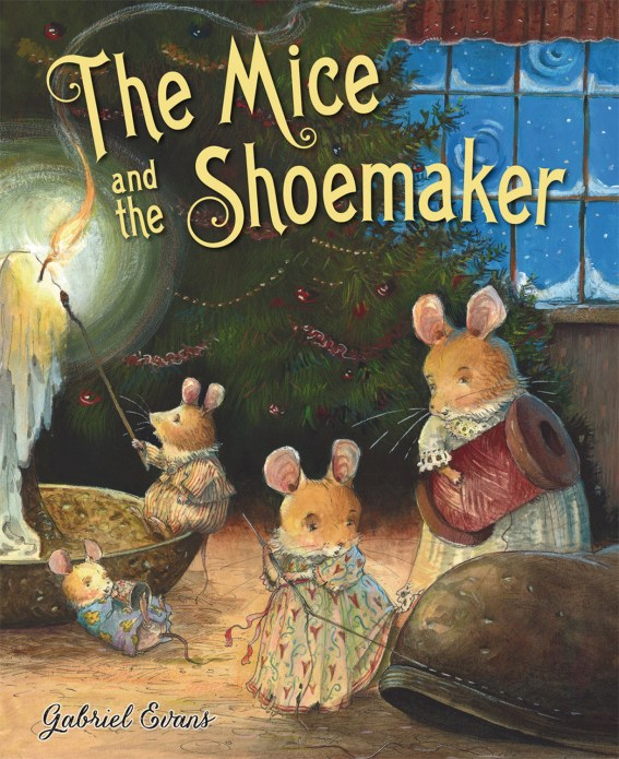 The Mice and the Shoemaker Cover