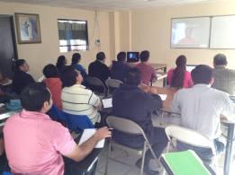 Webinar para alumnos en México con el tema TEOLOGÍA DEL EMPRENDIMIENTO