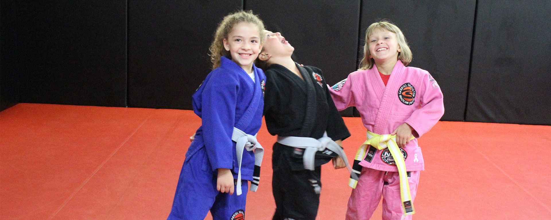Gladiator Kids BJJ Program