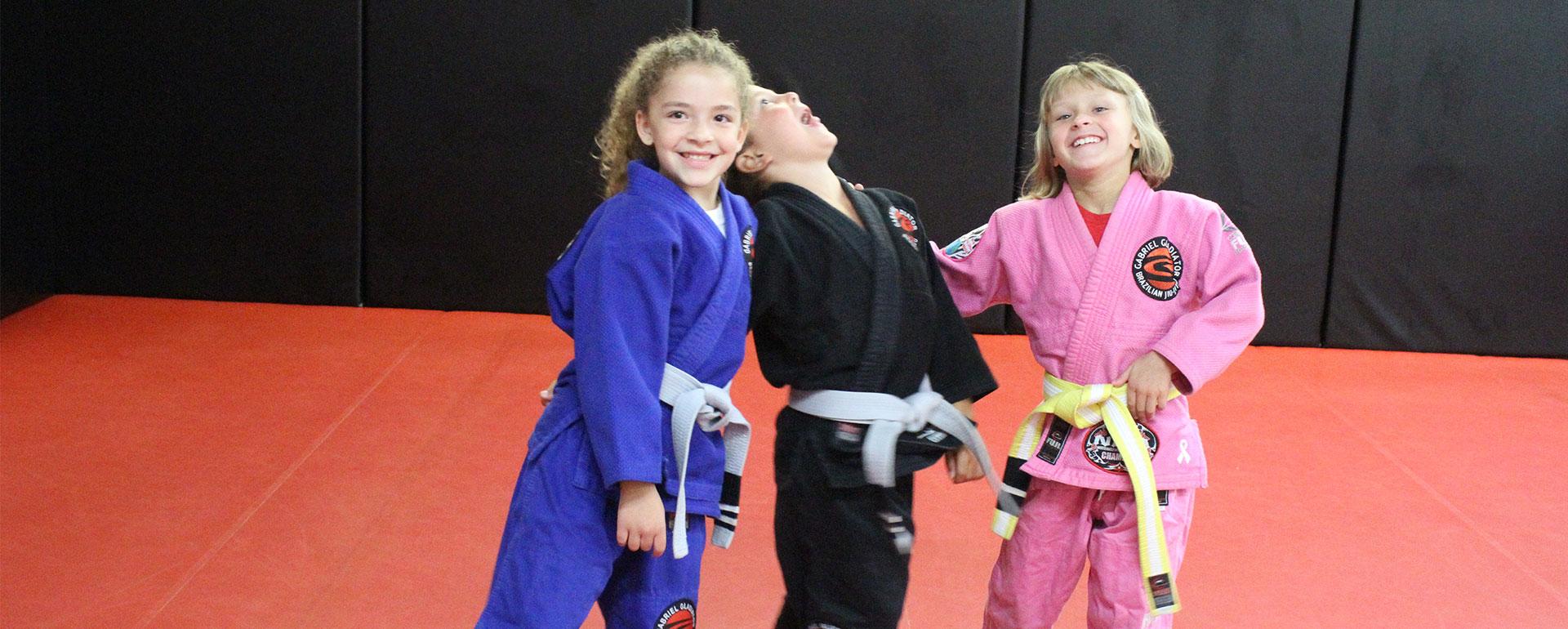 Gladiator Kids BJJ Program