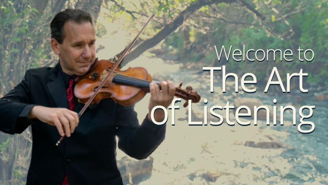The Art of Listening Welcome Blog