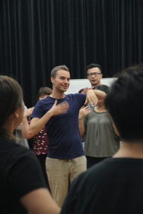 Teamevents mit Bodypercussion Teambuilding mit Bodypercussion