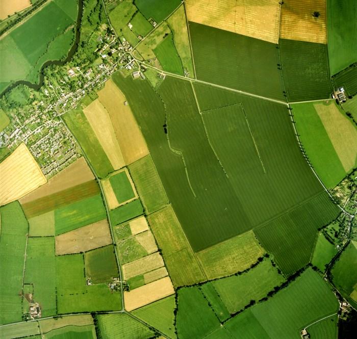 College Farm in 1991