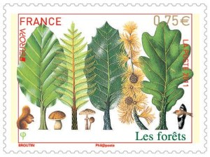 France Europa stamps
