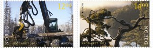 Norway Europa stamps