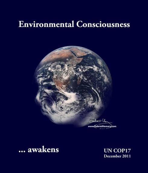 environmental consciousness UN COP17 Durban December 2011