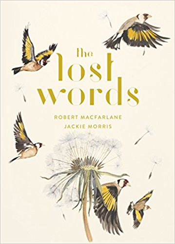 The Lost Words by Robert Macfarlane
