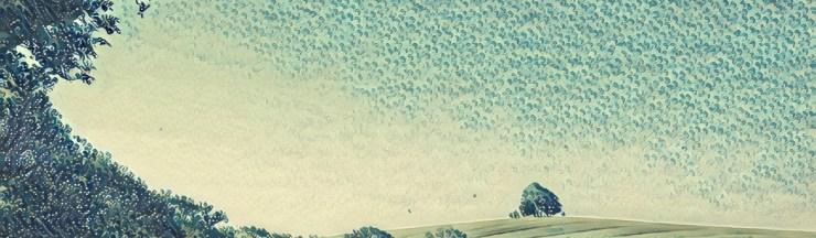 The Great Wave off Brightwell by Gabriel Hemery
