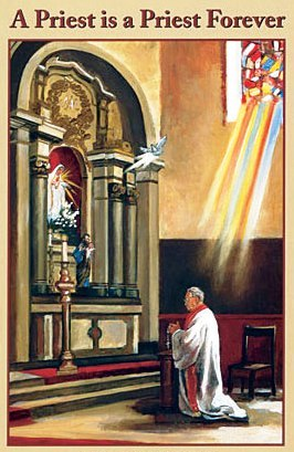 Tu es sacerdos in aeternum! (1/5)