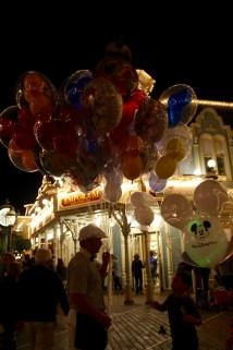 Glowing Main Street
