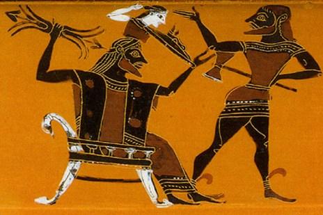 nascita di Athena