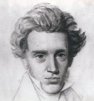 Soren Kierkegaard (1813 - 1855)