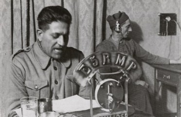 Di Vittorio, Guerra di Spagna - I Brigata Internazionale