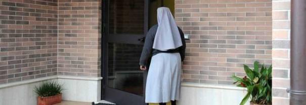 religiosi in ospedale