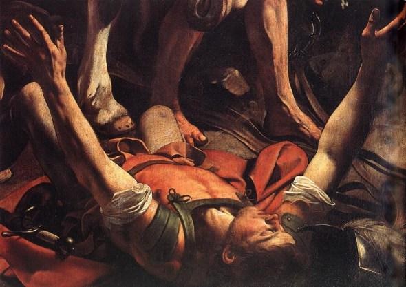 Conversione-di-san-Paolo-Caravaggio