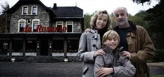 Rosario Russo e famiglia