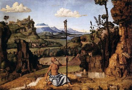 L'ascesi nel deserto di San Girolamo