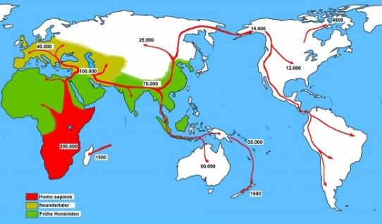 Migrazioni homo_sapiens