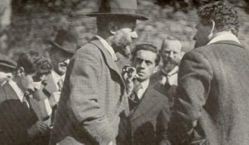 Max Weber nel 1917