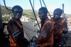 minatori cinesi