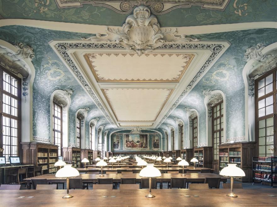 Bibliothèque de la Sorbonne