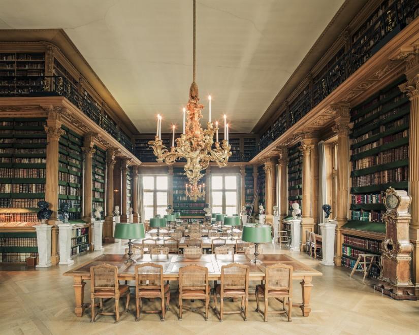 Bibliothèque Mazarine Paris