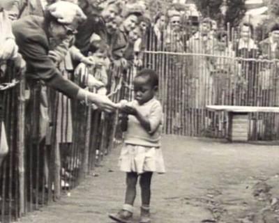 Brussels, Belgium in 1958