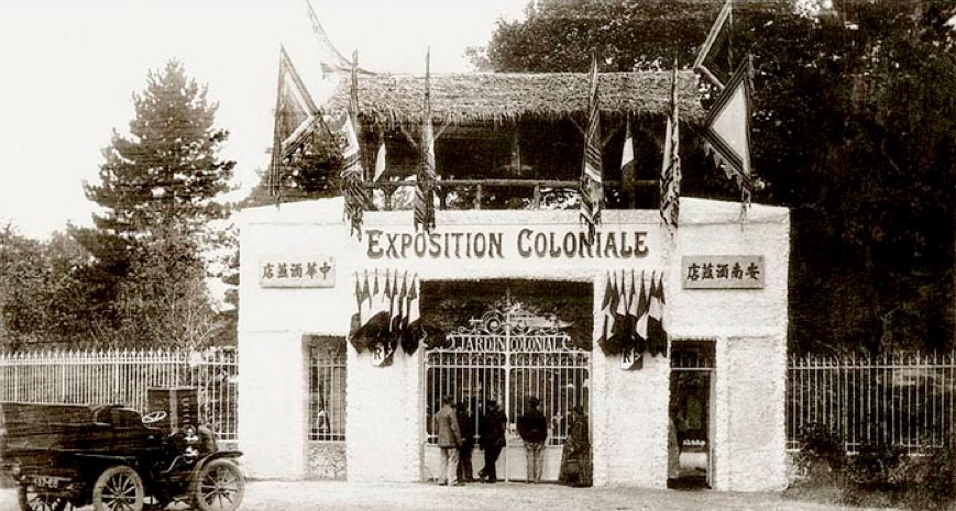 Exposition coloniale
