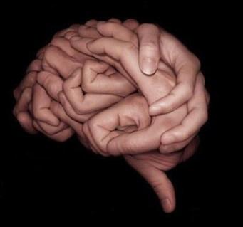 mano e cervello