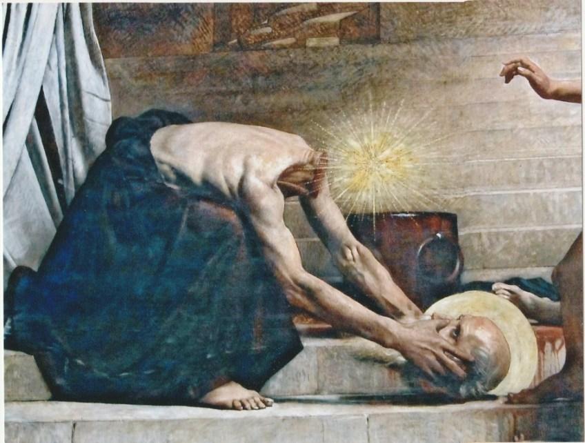 Léon Bonnat, Le martyre de Saint-Denis - Paris Panthéon