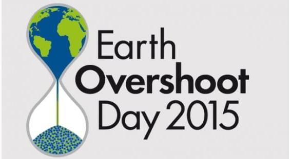Earth Overshoot 2015