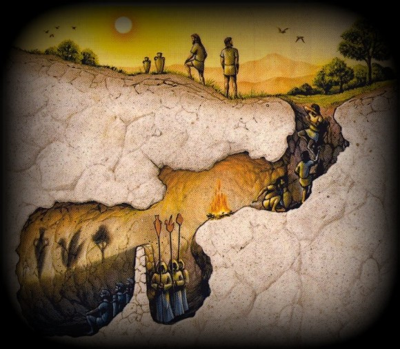 allegoria della caverna