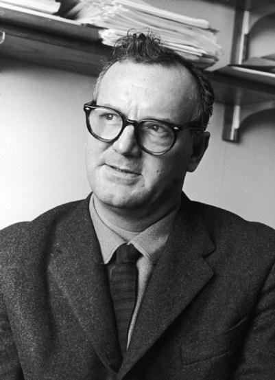 Charles Wright Mills (1916 - 1962)