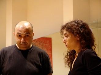 K.I.S.S.#1-about fragility di e con Gabriella Riccio ph Piero Cremonese