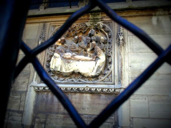 Cathédrale Notre Dame de Paris. Photo by Gabrielle A. Wright.
