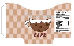 Cookie Cafe Bag