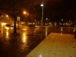 Streets flooding