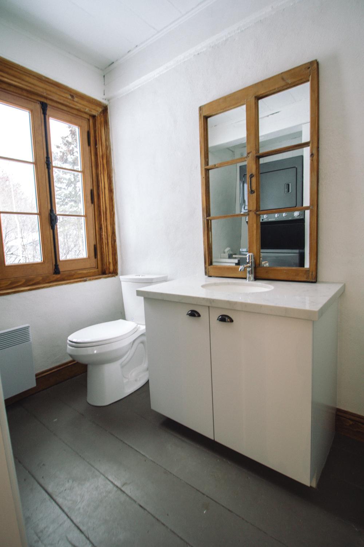 salle de lavage-salle de bain