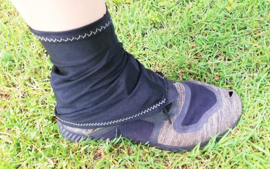 Hiking Gaiters: How to Sew the Best DIY Gaiters
