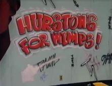 Vandalism strikes the school yet again