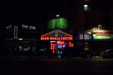 Show World Center (what's left of it). New York, NY. December 2015. (c) Gabrielle Lipner